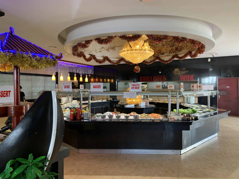 Restaurant chinois à Baillargues